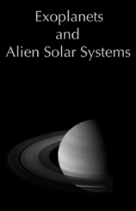 Exoplanets and Alien Solar Systems book cover (large)